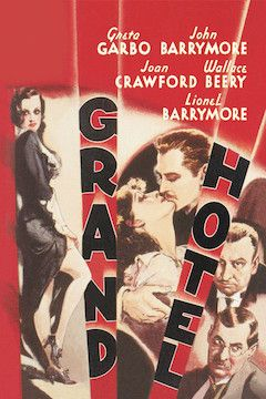 Grand Hotel movie poster.
