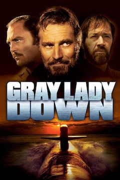 Gray Lady Down movie poster.