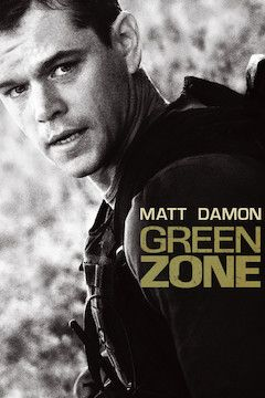 Poster for the movie Green Zone