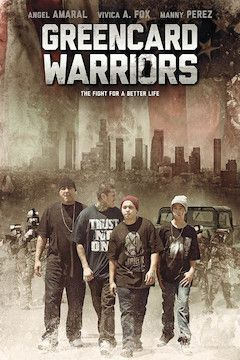 Greencard Warriors movie poster.