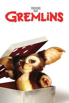 Poster for the movie Gremlins
