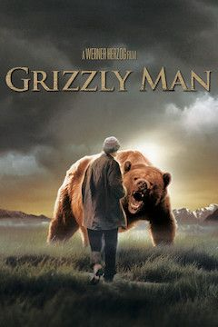 Grizzly Man movie poster.