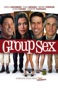 Group Sex movie poster.