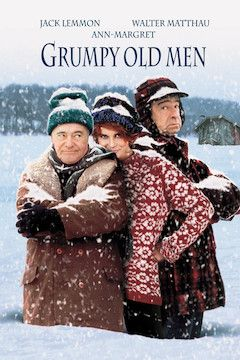 Poster for the movie Grumpy Old Men