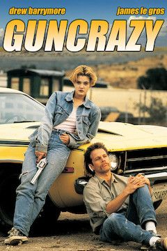 Guncrazy movie poster.