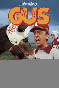 Gus movie poster.