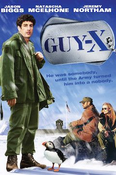Guy X movie poster.