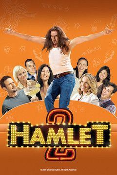 Hamlet 2 movie poster.