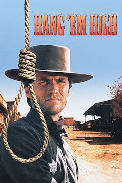 Hang 'Em High movie poster.