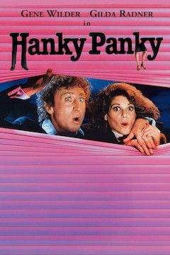 Hanky Panky movie poster.