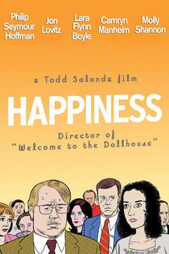 Happiness movie poster.