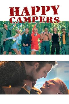 Happy Campers movie poster.