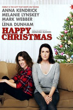 Happy Christmas movie poster.