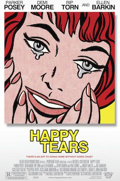 Poster for the movie Happy Tears