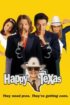 Happy, Texas movie poster.