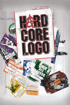 Hard Core Logo movie poster.