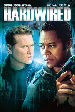 Hardwired movie poster.