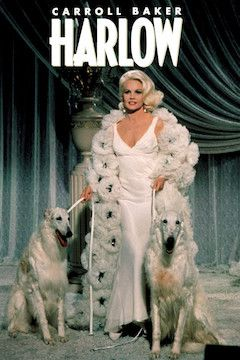 Poster for the movie Harlow