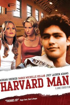 Harvard Man movie poster.