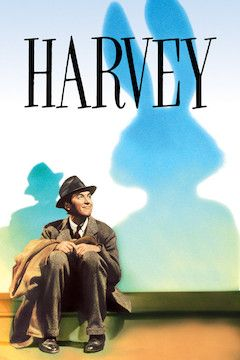Poster for the movie Harvey