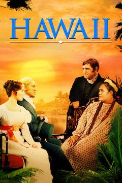 Hawaii movie poster.