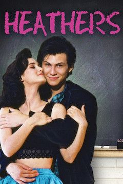 Heathers movie poster.