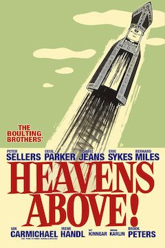 Heavens Above! movie poster.