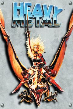 Heavy Metal movie poster.