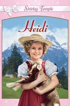 Poster for the movie Heidi