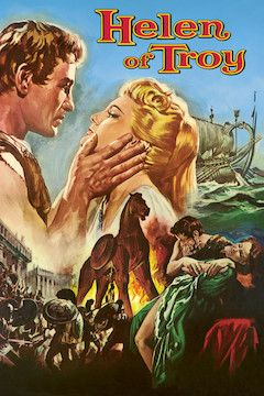 Helen of Troy movie poster.