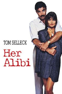 Her Alibi movie poster.