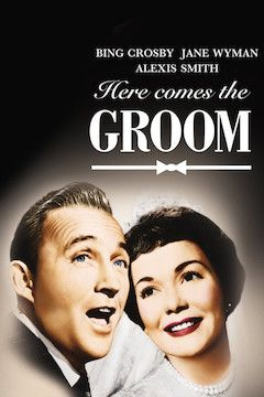 Poster for the movie Here Comes the Groom