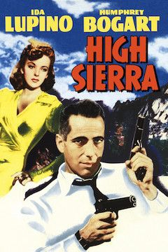 High Sierra movie poster.