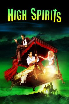 High Spirits movie poster.