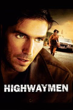 Poster for the movie Highwaymen