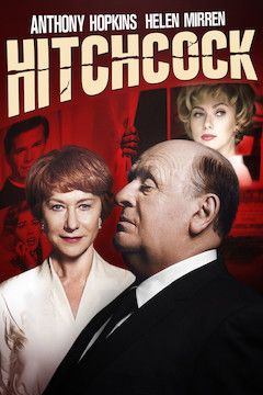 Poster for the movie Hitchcock