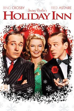 Poster for the movie Holiday Inn