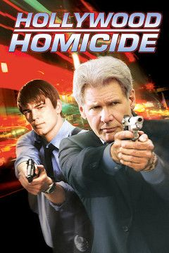 Hollywood Homicide movie poster.