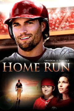 Home Run movie poster.