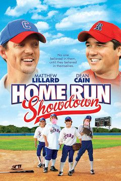 Home Run Showdown movie poster.