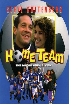 Home Team movie poster.
