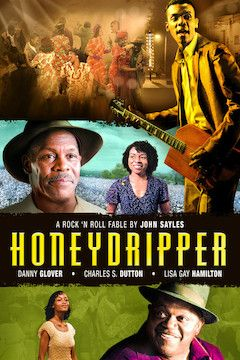 Honeydripper movie poster.