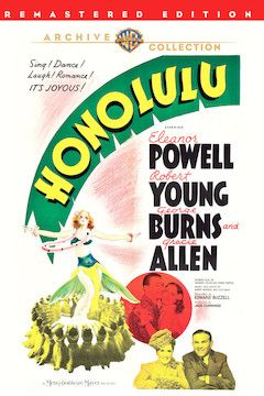 Honolulu movie poster.