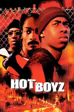 Poster for the movie Hot Boyz
