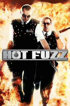 Hot Fuzz movie poster.