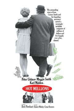 Hot Millions movie poster.