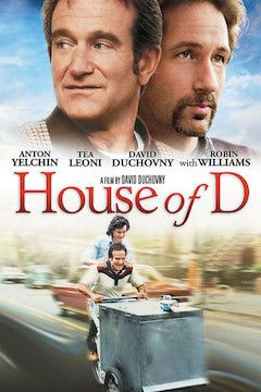 House of D movie poster.