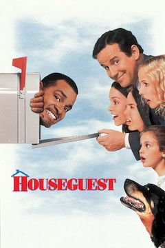 Houseguest movie poster.