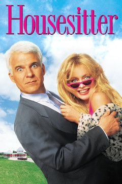 Housesitter movie poster.