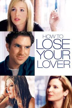 How to Lose Your Lover movie poster.